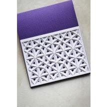 Birch Press Stanzschablone - Splendor Bevel Plate Layer Set