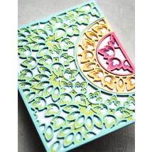 Birch Press Stanzschablone - Enchantment Plate Layer Set
