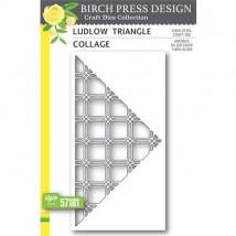 Birch Press Stanzschablone - Ludlow Triangle Collage