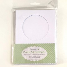Dovecraft Cards & Envelopes - Window Cards