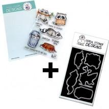Gerda Steiner Designs - Sneaky Racoons Bundle mit 25% Rabatt