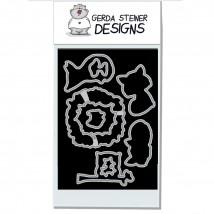 Gerda Steiner Designs - Foxes Die