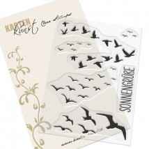 Karten-Kunst Clear Stamp Set - Sonnengrüße