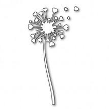 Karten-Kunst Stanzschablone - Dandelion Hearts