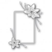 Memory Box Stanzschablone - Starflower Flower Frame