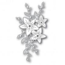 Memory Box Stanzschablone - Sketch Flower Spray