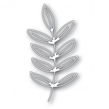 Memory Box Stanzschablone - Scribble Frond Outline