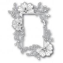 Memory Box Stanzschablone - Clarkia Flower Frame