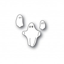 Memory Box Stanzschablone - Floating Ghosts