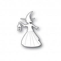 Memory Box Stanzschablone - Lantern Witch