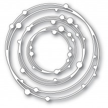 Memory Box Stanzschablone - Bubble Circles