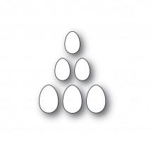 Memory Box Stanzschablone - Small Clutch Of Eggs
