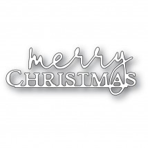 Memory Box Stanzschablone - Special Merry Christmas