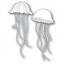 Memory Box Stanzschablone - Graceful Jellyfish