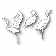 Memory Box Stanzschablone - Graceful Ocean Birds