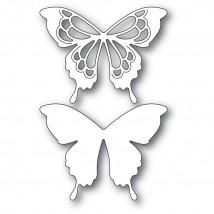 Memory Box Stanzschablone - Sylvan Butterfly