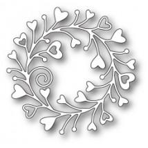 Memory Box Stanzschablone - Heart Party Circle