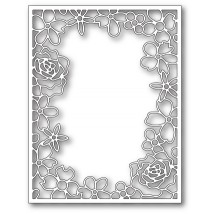 Memory Box Stanzschablone - Floral Fantasy Frame