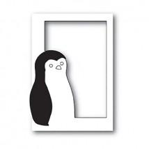 Memory Box Stanzschablone - Penguin Collage