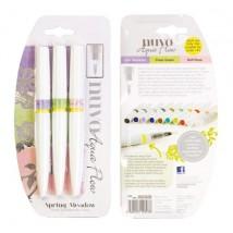 Nuvo Aqua Flow Pens - Spring Meadow