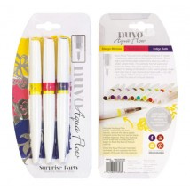 Nuvo Aqua Flow Pens - Surprise Party