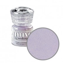 Nuvo Embossingpulver - Soft Lilac