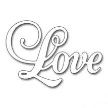 Penny Black Creative Dies Stanzschablone - Love