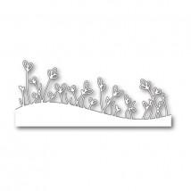 Poppy Stamps Stanzschablone - Preppy Flowers