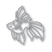 Poppy Stamps Stanzschablone - Elegant Koi