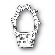 Poppy Stamps Stanzschablone - Whittle Basket