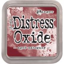 Ranger Distress Oxide Stempelkissen - Aged Mahogany