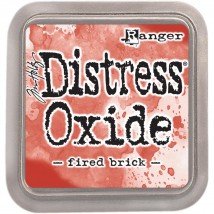 Ranger Distress Oxide Stempelkissen - Fired Brick