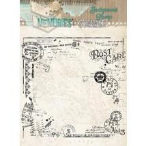 Studio Light Clear Stamps 14x14 - Memories of Summer Nr. 292