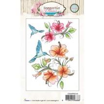 Studio Light Clear Stamps - Kolibris