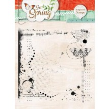 Studio Light Clear Stamps 14x14 - So Spring Nr. 287