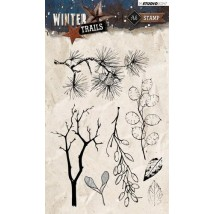 Studio Light Clear Stamps A6 - Winter Trails Nr. 301