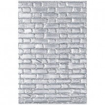 Sizzix 3D Embossing Folder Prägeschablone - Brickwork