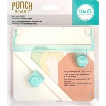 Tag Punch Board von We R Memory Keepers