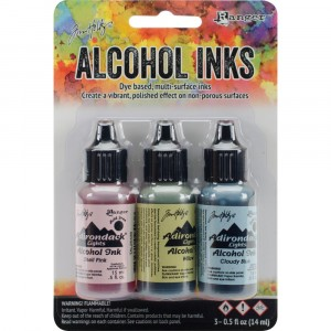 Adirondack Alcohol Inks - 3er Set Country Side