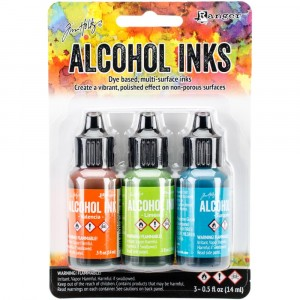 Adirondack Alcohol Inks - 3er Set Spring Break