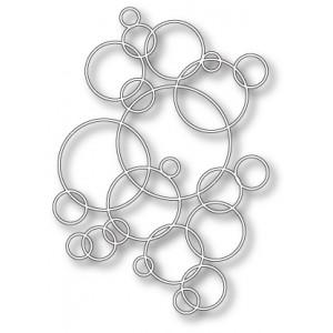 Memory Box Stanzschablone - Large Ringlets