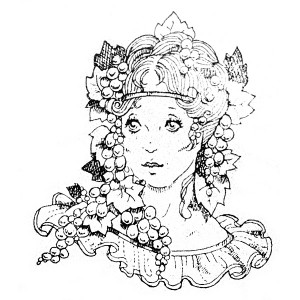 American Art Stamp - Victorian Romance 5