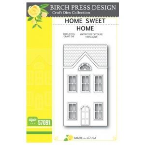 Birch Press Stanzschablone - Home Sweet Home
