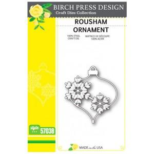 Birch Press Stanzschablone - Rousham Ornament