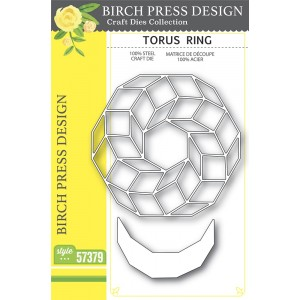 Birch Press Stanzschablone - Torus Ring