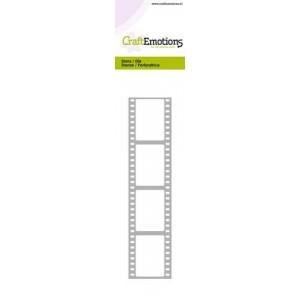 CraftEmotions Stanzschablone - Filmstreifen