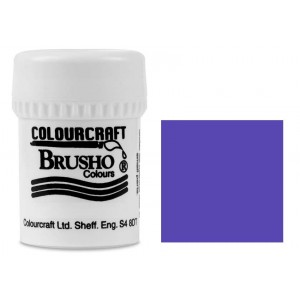 Brusho Crystal Colour Farb-Pigmente 15g - Ultramarine
