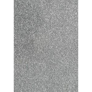 Glitter Cardstock - Silber