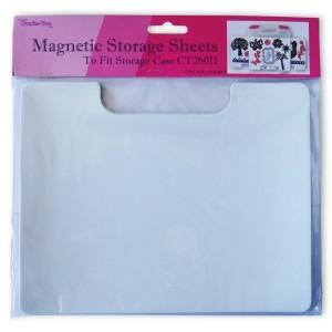 Magnetic Die Storage - Ersatzplatten