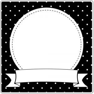 Crafts Too Hintergrund-Prägeschablone EXTRA GROSS quadratisch - Globe